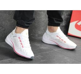 Мужские кроссовки Nike EXP-X14 белые с красным
