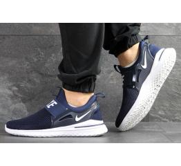 Мужские кроссовки Nike Renew Rival Freedom темно-синие с белым