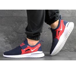 Мужские кроссовки Nike Renew Rival Freedom темно-синие с красным