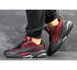 Мужские кроссовки Puma Thunder Spectra бордовые