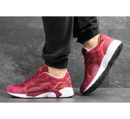 Купить Чоловічі кросівки Puma Trinomic R698 бордові
