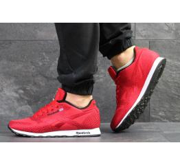 Купить Мужские кроссовки Reebok Classic Runner Jacquard красные