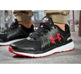 Купить Мужские кроссовки Under Armour Dash RN 2 черные с красным в Украине