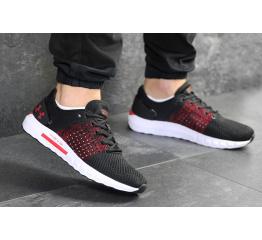 Купить Мужские кроссовки Under Armour HOVR Sonic черные с красным в Украине