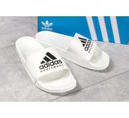 Купить Мужские шлепанцы Adidas белые