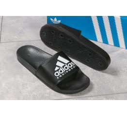 Купить Мужские шлепанцы Adidas черные