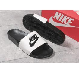 Мужские шлепанцы Nike белые