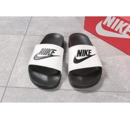 Купить Мужские шлепанцы Nike белые в Украине