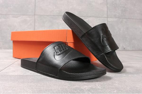 6bd6714f Nike (Найк) шлепанцы черные купить | ASPOLO