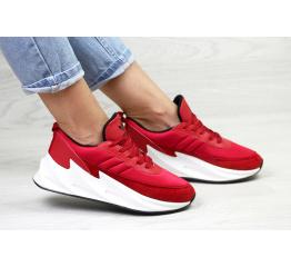 Женские кроссовки Adidas Sharks красные