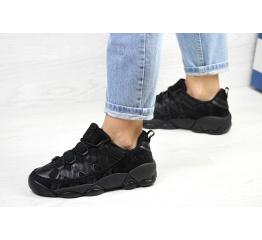 Купить Жіночі кросівки Fila Spagetti Low чорні