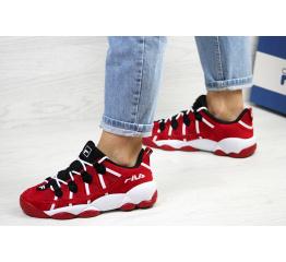 Купить Жіночі кросівки Fila Spagetti Low червоні