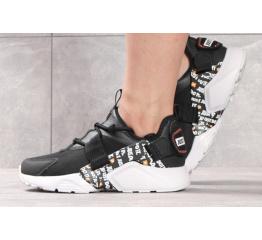 Купить Жіночі кросівки Nike Air Huarache City чорні