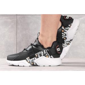 Женские кроссовки Nike Air Huarache City черные
