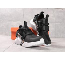 Купить Жіночі кросівки Nike Air Huarache City чорні в Украине