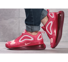 Женские кроссовки Nike Air Max 720 красные