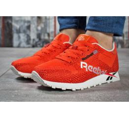 Купить Жіночі кросівки Reebok Classic Runner Jacquard червоні в Украине