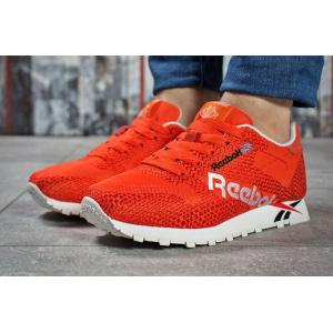 Женские кроссовки Reebok Classic Runner Jacquard красные