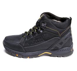 Купить Мужские ботинки на меху Jack Wolfskin черные