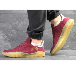 Купить Мужские кроссовки Adidas Kamanda бордовые