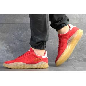 Мужские кроссовки Adidas Kamanda красные