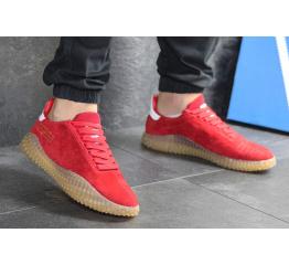 Купить Чоловічі кросівки Adidas Kamanda червоні в Украине