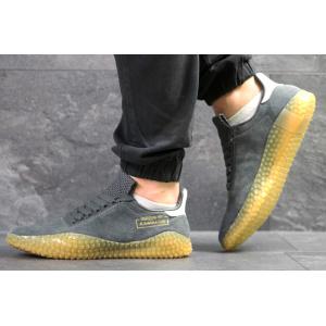 Мужские кроссовки Adidas Kamanda серые