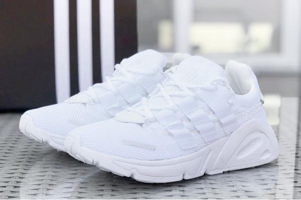 Мужские кроссовки Adidas LXCON белые
