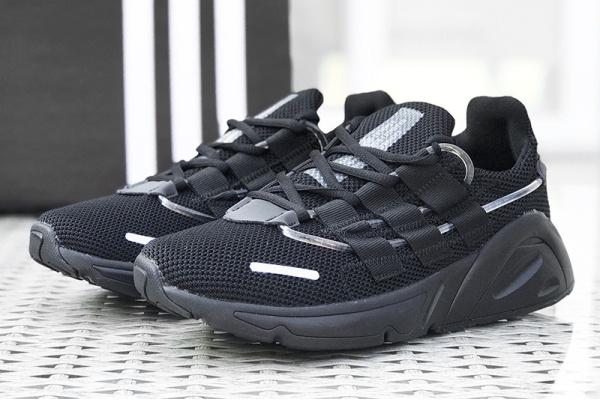Мужские кроссовки Adidas LXCON черные