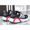 Мужские кроссовки Adidas LXCON черные с белым