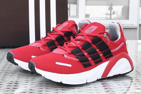Мужские кроссовки Adidas LXCON красные