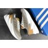 Мужские кроссовки Adidas Sharks бежевые с серым