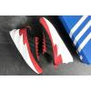 Мужские кроссовки Adidas Sharks красные с черным