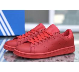 Купить Чоловічі кросівки Adidas Stan Smith червоні