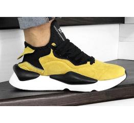 Купить Мужские кроссовки Adidas Y-3 Kaiwa желтые