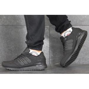 Мужские кроссовки Adidas ZX 750 черные