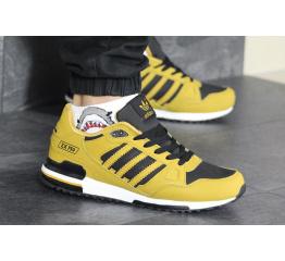 Купить Мужские кроссовки Adidas ZX 750 горчичные в Украине