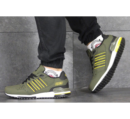 Купить Чоловічі кросівки Adidas ZX 750 хаки