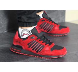 Купить Мужские кроссовки Adidas ZX 750 красные в Украине