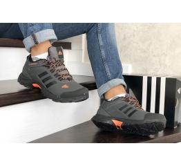 Купить Мужские кроссовки на меху Adidas TERREX ClimaProof серые в Украине