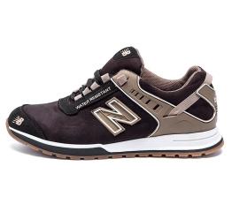 Купить Мужские кроссовки New Balance коричневые