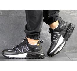 Купить Мужские кроссовки Nike Air Max 270 Bowfin черные с белым