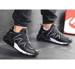 Купить Мужские кроссовки Nike Air Max 270 Bowfin черные с белым в Украине