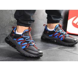 Купить Чоловічі кросівки Nike Air Max 270 Bowfin чорні з блакитним в Украине