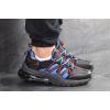 Мужские кроссовки Nike Air Max 270 Bowfin черные с голубым