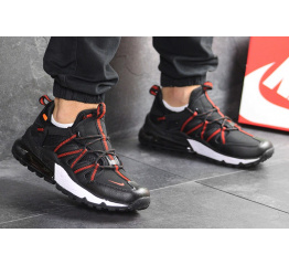 Мужские кроссовки Nike Air Max 270 Bowfin черные с оранжевым