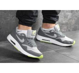 Купить Мужские кроссовки Nike Air Max 87 серые в Украине