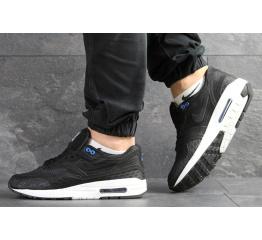 Купить Чоловічі кросівки Nike Air Max 87 Zero QS чорні з білим