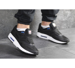 Купить Чоловічі кросівки Nike Air Max 87 Zero QS чорні з білим в Украине