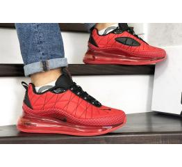 Купить Чоловічі кросівки Nike Air MX-720-818 червоні з чорним